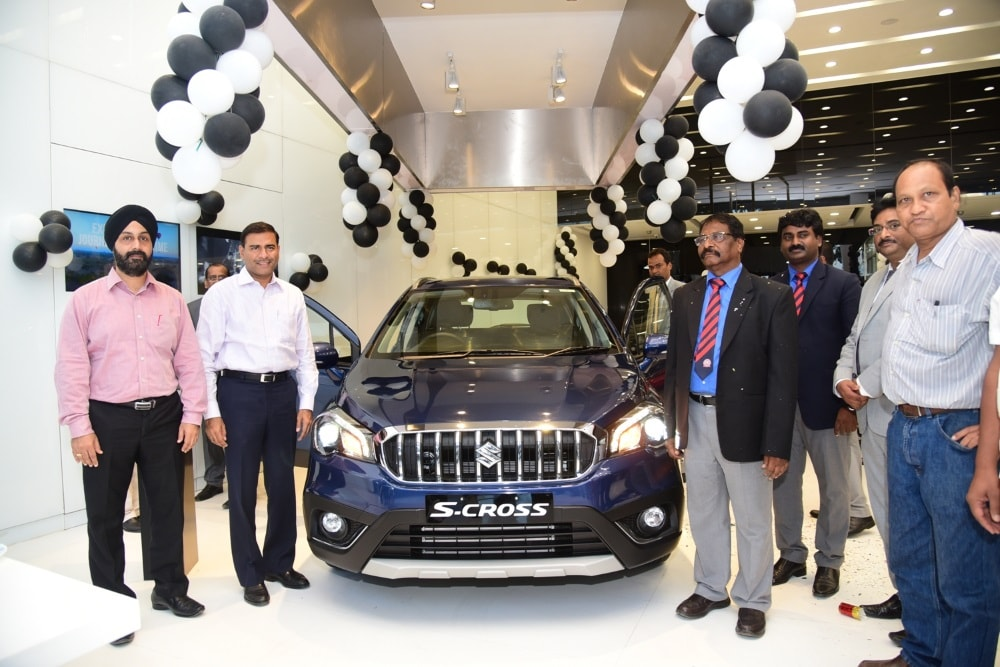 <p>A good news for wannabe car buyers- Maruti S-cross has been launched in Ranchi.The car is available at the Premsons Nexa showroom, Bariatu, Ranchi.</p>