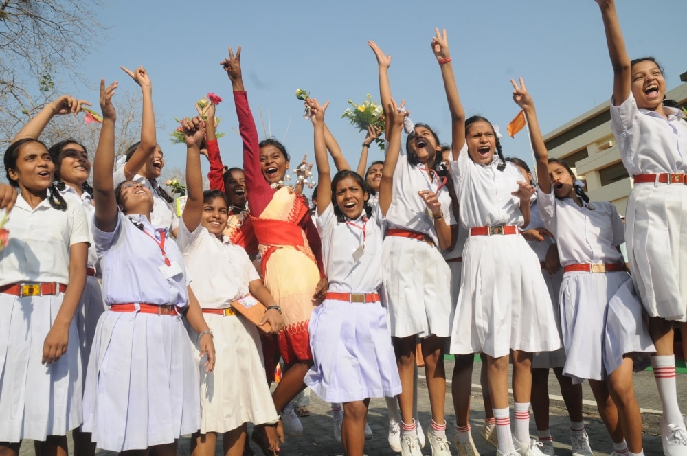 <p>Scores of students were in cheers after Jharkhand Academic Council declared Class 10(Matric) results in Ranchi.They were spotted jumping and giggling in many areas in Ranchi.</p>&#8230;