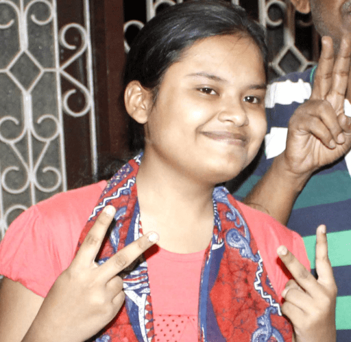 <p>10th&nbsp;City topper from Ursuline Convent School Ranchi Sheynaaz Ahmad.</p>