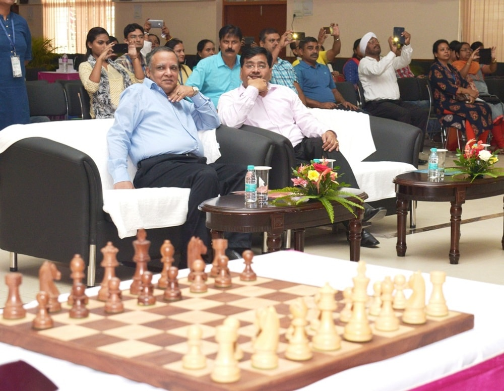 <p>DPS International Chess Championship Girl (Open)-2017 Declared Open</p>