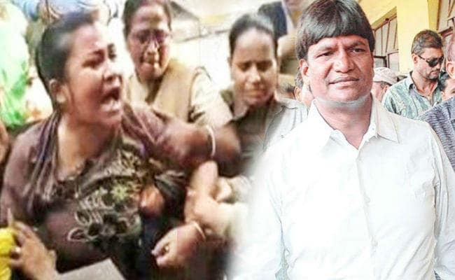 <p>Dhanbad BJP MP Dhullu Mahto has reacted on the allegation that he was responsible for sex harassment saying the cause was linked with BJP MP Ravindra Pandey. Demanding CBI probe…