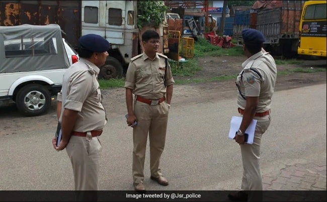 <p>A three-year-old girl was gang-raped and beheaded by two men who kidnapped her from a railway platform in Jharkhand's Jamshedpur, police said on Wednesday. Police found…