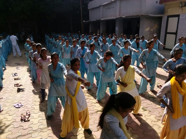 <p>The police in Uttar Pradesh is carrying anti-Romeo Squad against &#39;Romeos&#39;.In capital of Ranchi Women&#39;s College students have started learning Martial Arts to fight against&#8230;