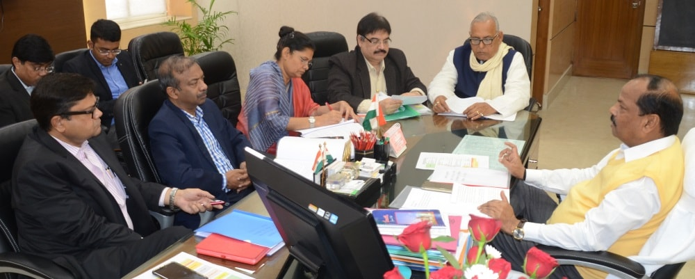 <p>Health Insurance Scheme and Ambulances launched by the state government will bring 'revolution' in health sector in Jharkhand:CM Raghubar Das.</p>