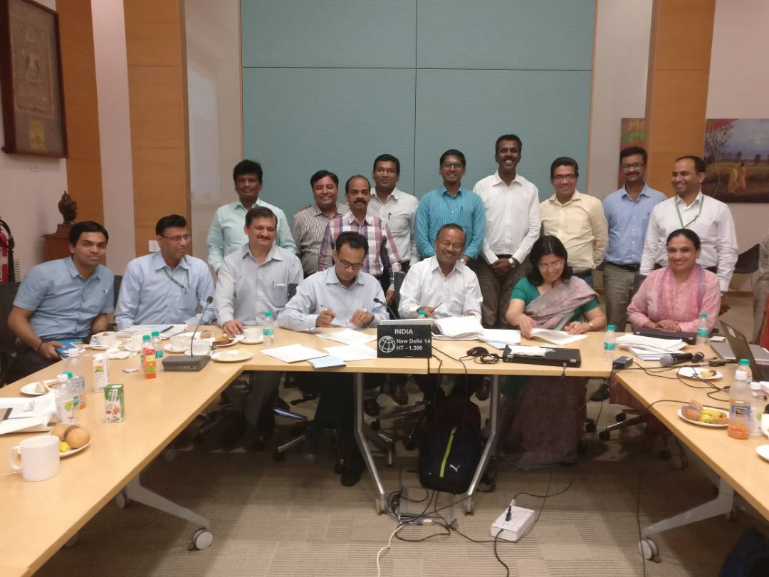 <p>World Bank-Jharkhand Govt sign agreement for 100 Million $ Poverty Eradication Project - JOHAR.The agreement was signed inside the World Bank's office in New Delhi.The…