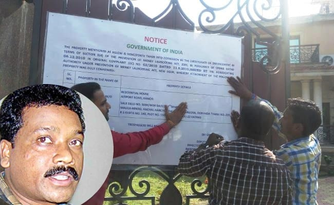 <p>Enforcement Directorate sleuths have started the process to seal ex Jharkhand Minister Enos Ekka's properties worth Rs 50 crore. Ekka is in jail while ED sleuths were spotted…