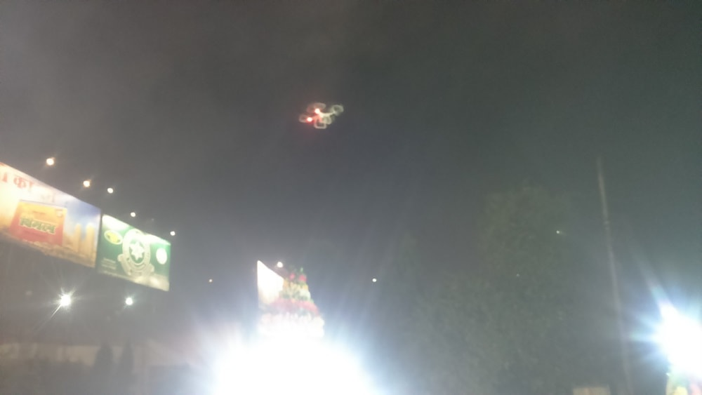 <p>As the marriage party.Baratis-marched forward on the main road near Albert Ekka Chowk,a Drone Camera flew in the sky capturing their photographs.</p>