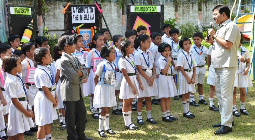 <p>Paying tribute to the missile man of India Dr. A. P. J. Abdul Kalam, Delhi Public School, Ranchi celebrated 'World Students Day' on 13th October 2017.Plethoras of activities…