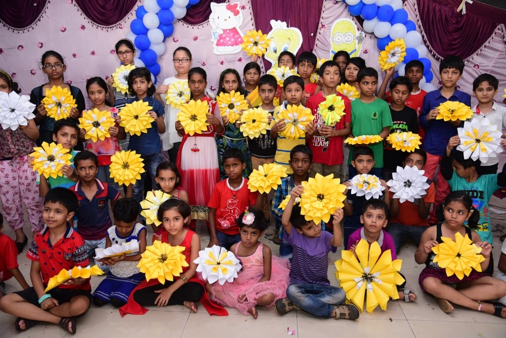 <p>The summer camp organised by The Spark was held at Main Road,Sarjana Chowk in Ranchi.</p>