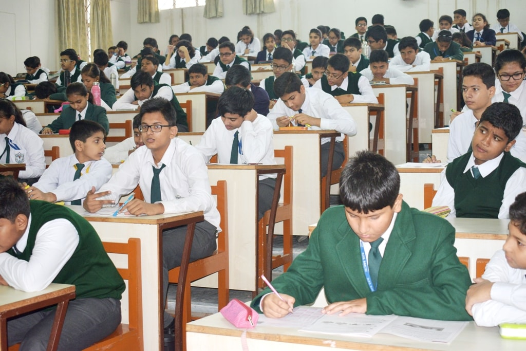 <p>International Benchmark Test was organised at Delhi Public School, Ranchi by Australian Council for Educational Research (ACER), on Thursday.&nbsp;This test is conducted to&nbsp;tests&#8230;