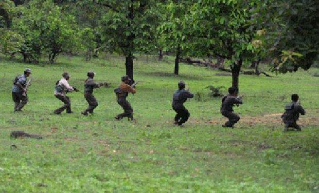 <p>Two naxals killed in encounter with security forces along Khunti-Chaibasa border area. ( *Image for representational purpose only) </p>