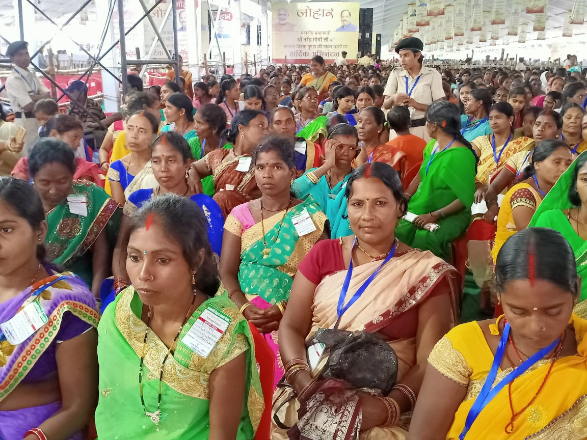 "<p>None of the Opposition Parties including JMM participating in the newly constructed Jharkhand Assembly inauguration function of the PM Narendra Modi. Why?. ""We were not invited"",…"