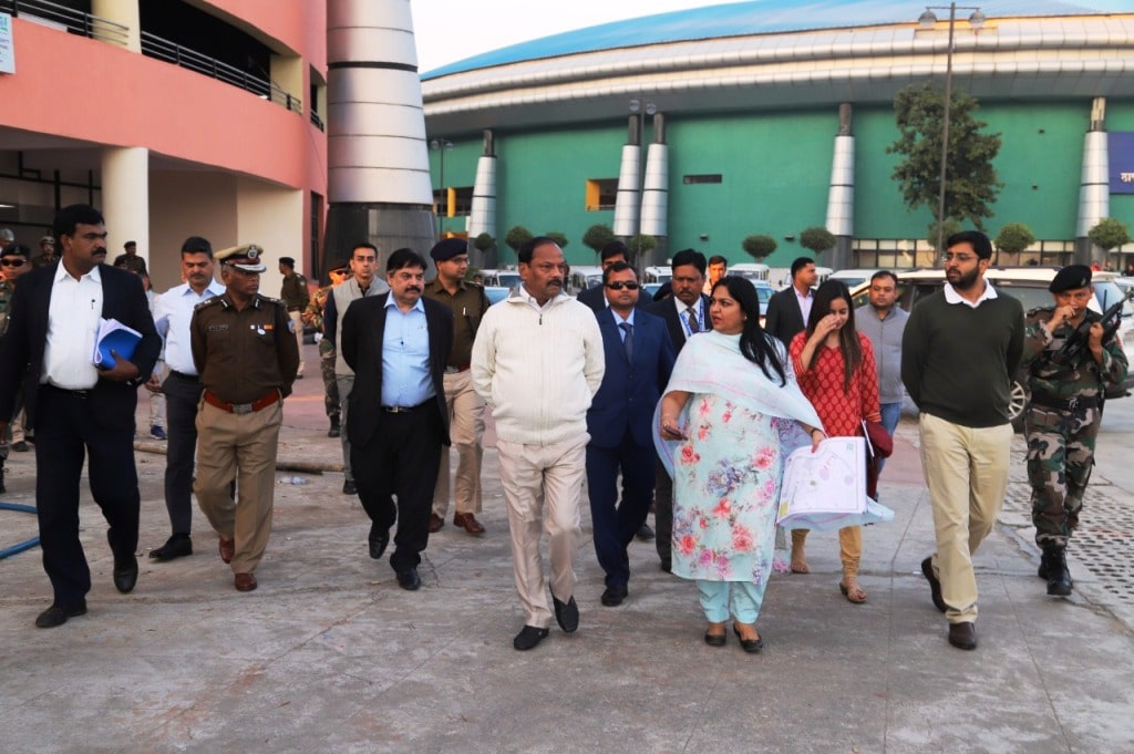 <p>Chief Minister Raghubar Das reviewed the preparations for the Agriculture Summit to be held at Khelgaon, Ranchi on 29-30 Nov 2018. During this, he also gave the necessary instructions…
