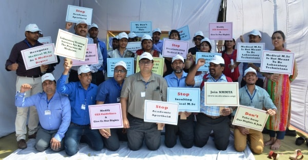 <p>National M.Sc Medical Teachers Association (NMMTA) have sought justice from Union Health Minister claiming that the new norms under the Clinical Establishments (Central Government)…