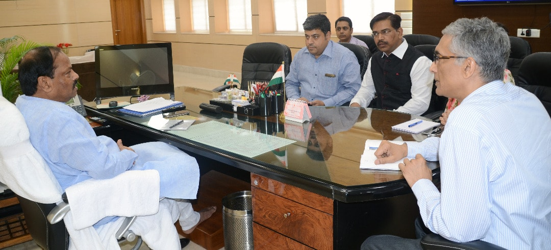 <p>In a meeting with senior officials in Ranchi,Chief Minister Raghubar Das today made another &#39;Ghosna&#39;-urban areas in Jharkhand will become Open Defecation Free by October&#8230;