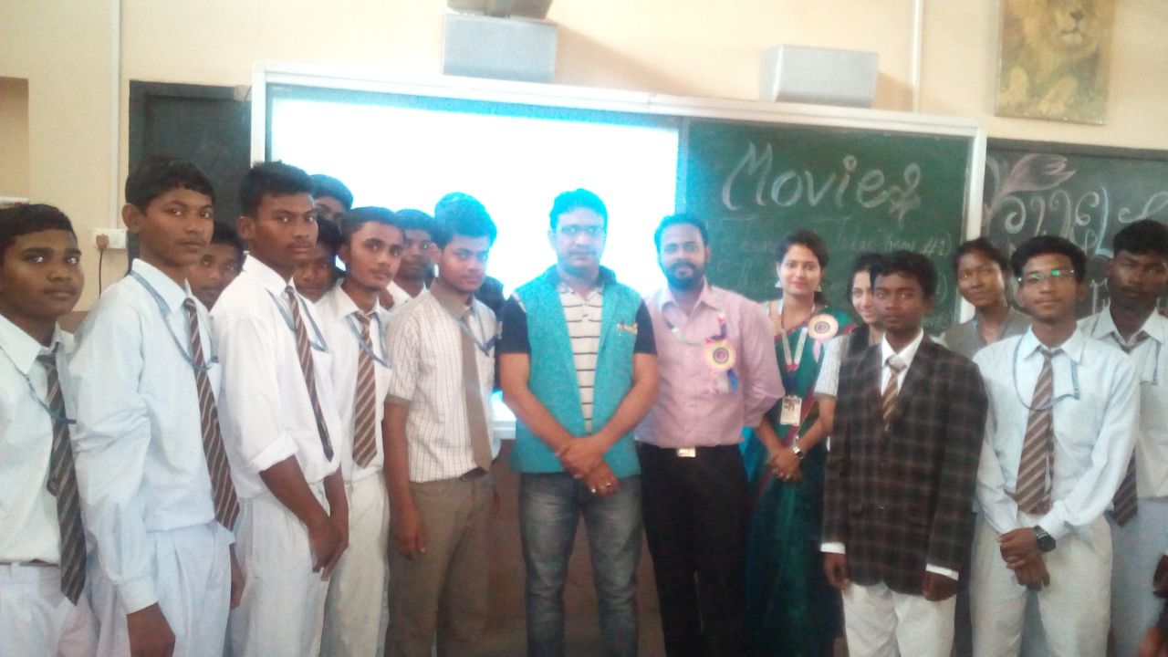 <p>A Short Film Festival was organised at St. Xavier English Medium school Jamsedpur. Various&nbsp;short films made by the children&nbsp;were shown at the event.</p>