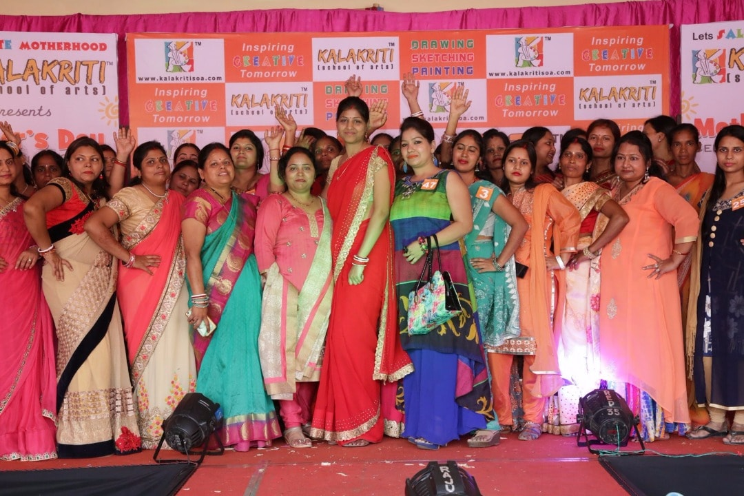 <p>Mother&#39;s Day was organised by the Kalakrity School of Arts at Doranda Girls School premise.Nearly 200 morhers took part in the programme.</p>