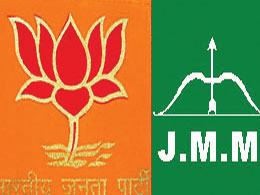 BJP-JMM ties on the edge over 'local policy'