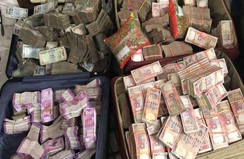LS Polls 2019: Over 2 Crore Cash, Liquor and Drugs seized by EC teams so far