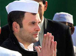 Congressmen hail Rahul,want him to drive out chamchas