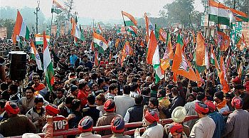 Ramgarh to host BJP's Hunkar rally on December 21