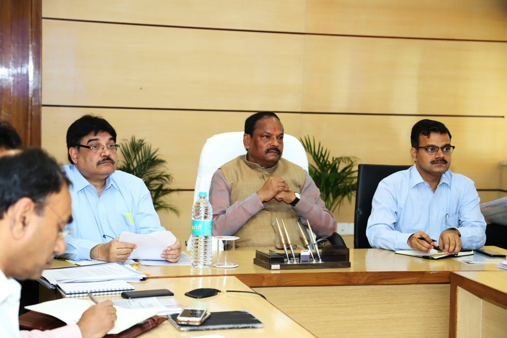 State Govt's priority to rehabilitate the displaced persons-CM Das