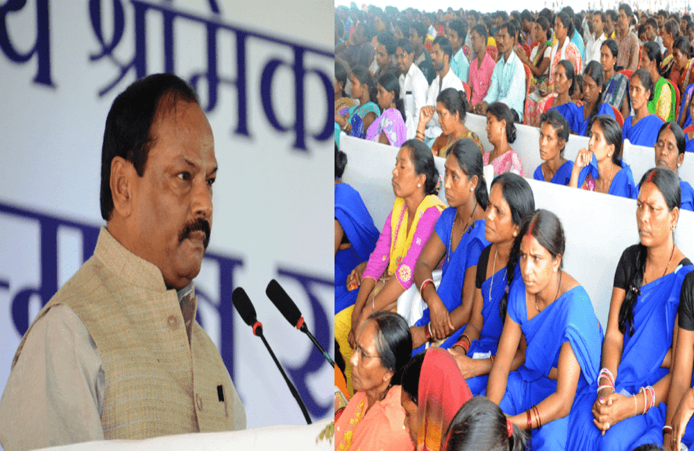 Minimum pension increased to Rs 750 per worker in Jharkhand
