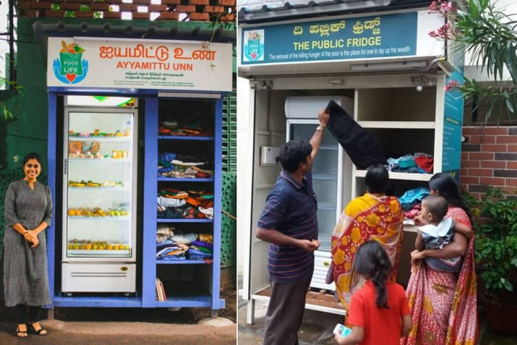 'Happy Fridge' campaign for ending food wastage,feeding hunger,not in Ranchi