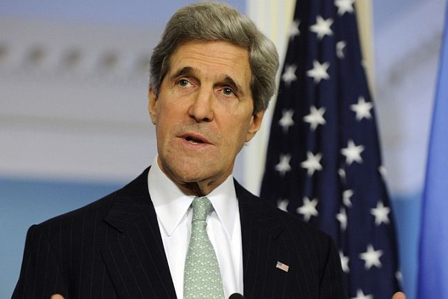 I am proud to be an American,says Kerry