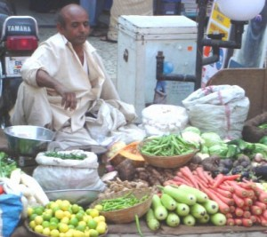Veg market coming up in Ranchi