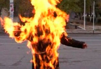 Victim of gang rape self immolates in Ranchi