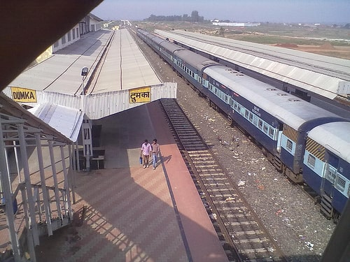 Santhal Pargana Railway stations to carry info in Hindi,Santhali