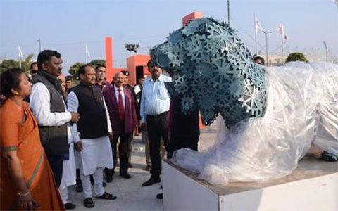 GIS ends with Jharkhand Govt gaining 3 Lakh Crore Investment Proposals