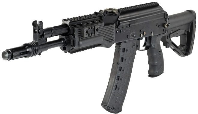 Indian military to be armed with 'Made in Amethi' AK-203 rifles soon