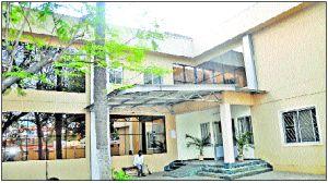 Municipal Body leaves Rajya Sabha MP's hospital plan under lock and key