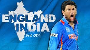 India-England ODI was ' Veni Vidi Vici' for cricket fans in Dhoni land