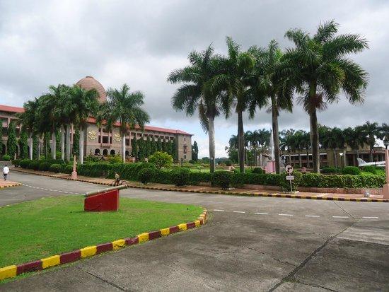 NDA Principal,4 Faculty members booked in a criminal conspiracy case