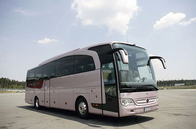 Mercedes bus service set to be launched between Bhagalpur and Jamshedpur