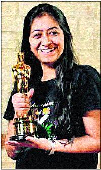 Ranchi DAV Shyamli's alumna part of 'Life of Pie'