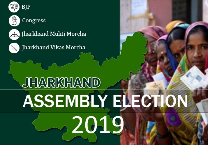 When Assembly polls in Jharkhand? Post -Diwali in  November-December 2019