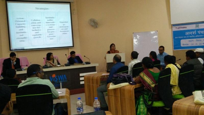 Mukhiyas attend workshop,crib of staff & teachers' shortage in Jharkhand