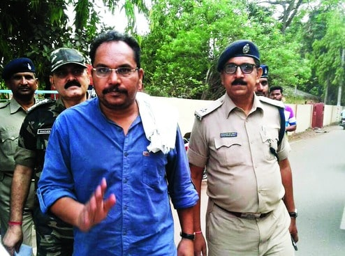 Cuffs hang on MLA as court rejects his bail plea in sexual harassment case