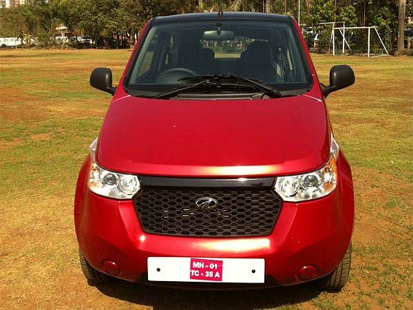 Mahendra launches Electric car –e20