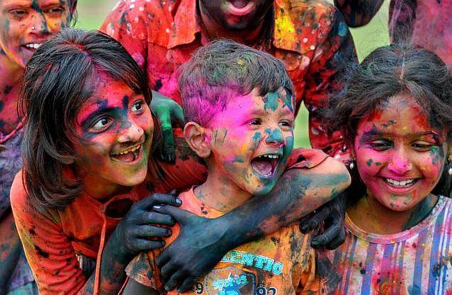Use organic colours this Holi,Principals tell students