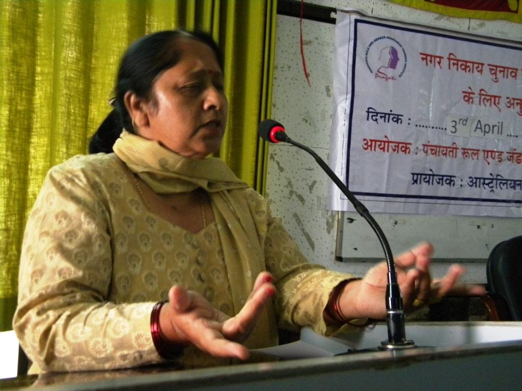 Ranchi yet to  follow Dehradun model gender awareness training of candidates in municipal polls