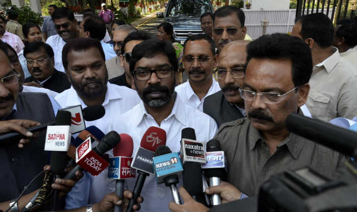 Opposition parties unite,call for bandh in Jharkhand