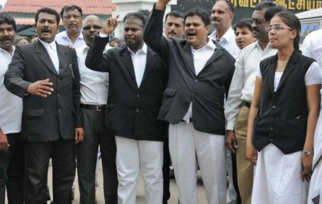 Jharkhand Lawyers demand Advocate Protection Act