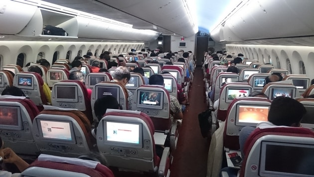 Use Internet services in the sky,make calls during flights