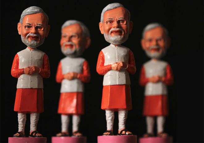 Modi's 3D Avtar gets Guinness Book of World Record