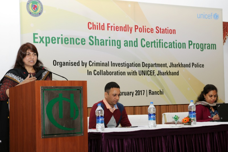 Jharkhand gets 84 Child Friendly Police Stations